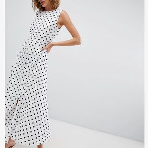 ASOS Design Sleeveless Maxi Dress